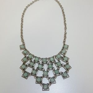 Maurices Jewelry - Silver Tile Necklace